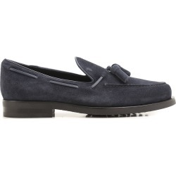 Tods Tassels Detailed Suede Loafers found on Bargain Bro UK from Italist