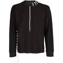 Craig Green Black Cotton Sweatshirt found on MODAPINS from Italist for USD $476.83
