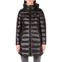 Blauer Long Down Jacket In Technical Fabric found on MODAPINS from Italist for USD $363.39