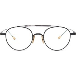Lunetterie Générale Lunetterie Générale Frontenac Black Glasses found on Makeup Collection from Italist for GBP 505.16