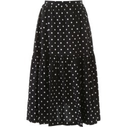 STAUD Orchid Polka Dots Skirt found on Bargain Bro UK from Italist