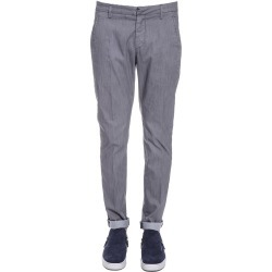 Dondup Gaubert Cotton Trousers found on MODAPINS from Italist for USD $193.74