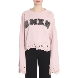 Amen Cropped Sweatshirt found on MODAPINS from Italist for USD $263.77
