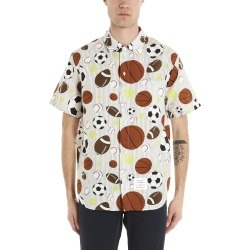 Thom Browne fun Mix Balls Shirt found on Bargain Bro India from italist.com us for $473.28