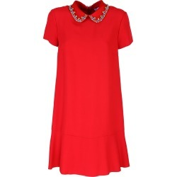 Red Valentino crepe dress found on Bargain Bro Philippines from italist.com us for $543.19