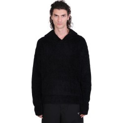 Laneus Knitwear In Black Cachemire And Silk found on MODAPINS from italist.com us for USD $521.37