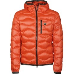 Blauer Zip Hooded Padded Jacket found on MODAPINS from Italist for USD $386.02