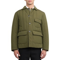 Doppiaa Green Aaderbale Jacket found on MODAPINS from italist.com us for USD $446.65