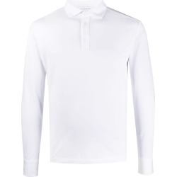 Cruciani White Cotton Blend Polo Shirt found on Bargain Bro India from italist.com us for $303.29