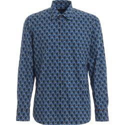 Prada Shirt Mosaic found on Bargain Bro Philippines from italist.com us for $509.64