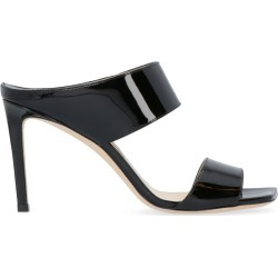 Jimmy Choo Hira Patent Leather Mules found on Bargain Bro UK from Italist