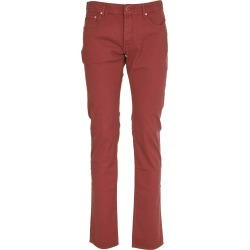 Jacob Cohen Red Cotton Trousers found on MODAPINS from Italist for USD $248.98