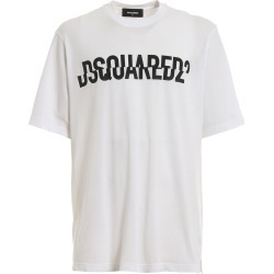 Dsquared2 Slouchy Fit T-shirt found on Bargain Bro Philippines from italist.com us for $250.86