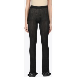 Rib Knit Flared Pant found on Bargain Bro UK from Italist