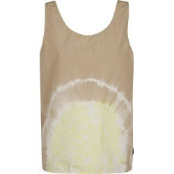 MSGM Button Embellished Dye Tank Top found on Bargain Bro UK from Italist