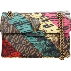 Kurt Geiger Shoulder Bag In Multicolor Leather found on MODAPINS from Italist for USD $294.27