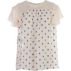 Philosophy di Lorenzo Serafini Embroidered Blouse found on Bargain Bro India from italist.com us for $326.39