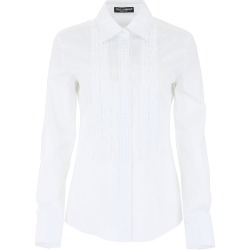 Dolce & Gabbana Frilled Shirt found on Bargain Bro UK from Italist
