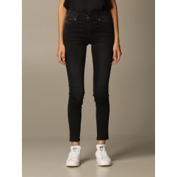 Diesel Jeans D-roisin Diesel Jeans In Super Skinny Denim found on Bargain Bro UK from Italist