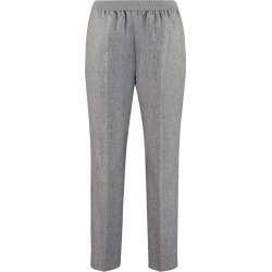 Agnona Wool And Mohair Tailored Trousers found on MODAPINS from Italist for USD $574.97