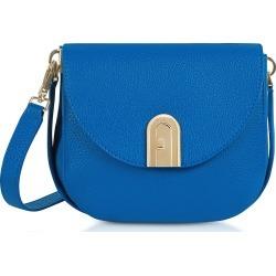 Furla Genuine Leather Sleek Mini Crossbody Bag found on MODAPINS from Italist for USD $385.53