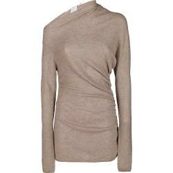 Agnona Beige Cashmere Jumper found on MODAPINS from Italist for USD $808.03