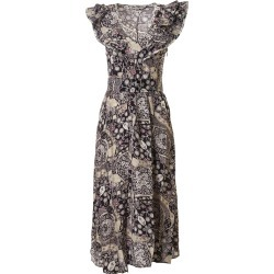 Isabel Marant Sleeveless Ruffled Detail Long Dress found on Bargain Bro UK from Italist