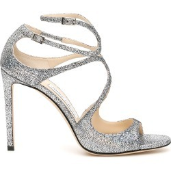 Jimmy Choo Glitter Lang Sandals found on Bargain Bro UK from Italist