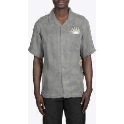 Maharishi Pearl Dragon Camp Shirt found on MODAPINS from Italist for USD $447.89