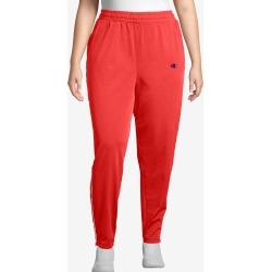 Champion Women's Athletics Plus Track Pants Red Flame 3X found on Bargain Bro from JustMySize for USD $22.79