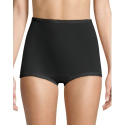 Bali Nylon Freeform Panty Black 5 Women's found on Bargain Bro India from JustMySize for $10.00