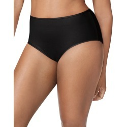 Just My Size JMS Cool Comfort Cotton Stretch Briefs, 5-Pack Assorted 11 Women's found on Bargain Bro India from JustMySize for $12.00