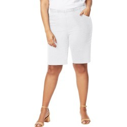 Just My Size JMS 4-Pocket Bermuda Shorts White Twill 2X Women's found on Bargain Bro Philippines from JustMySize for $19.00