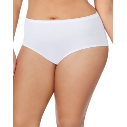 Just My Size TAGLESS Cotton Brief Panties, 5-Pack Basic Assortment 12 Women's found on Bargain Bro Philippines from JustMySize for $9.75