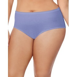Just My Size TAGLESS Cotton Brief Panties, 5-Pack Assorted 12 Women's found on Bargain Bro Philippines from JustMySize for $9.75