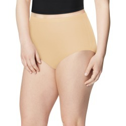 Just My Size TAGLESS Cotton Brief Panties, 5-Pack Assorted FA 10 Women's found on Bargain Bro India from JustMySize for $7.50