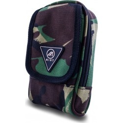 MINT CAMO SMELL ABSORBENT CAMERA BAG ( SMALL
