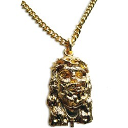 Mint Zombie Gold Chain