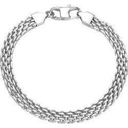 The Mister Armor Bracelet -Chrome
