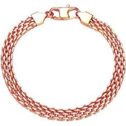 The Mister Armor Bracelet - Rose Gold