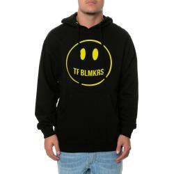 The Smilies Hoodie in Black