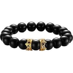 The Mister Prince Bead Bracelet - Gold