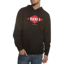 The Flexin Hoodie in Black