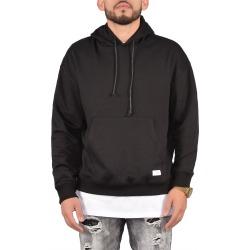 Oversized Hoodie in Black