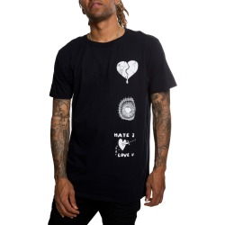 Heartbreak Tee found on MODAPINS from Karmaloop for USD $28.00