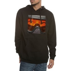 The Goggles Hoodie in Black