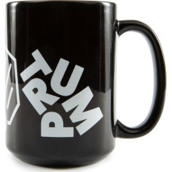 The Dump Trump Coffee Mug in Black
