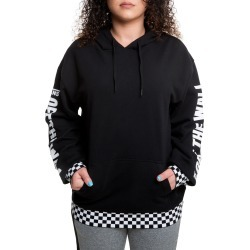 The Centrl Hoodie in Black