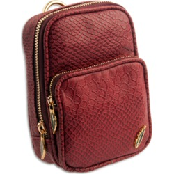 Mint Anaconda Camera Bag ( Red )