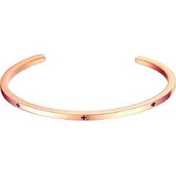 The Mister Level Plus Cuff Bracelet - Rose Gold
